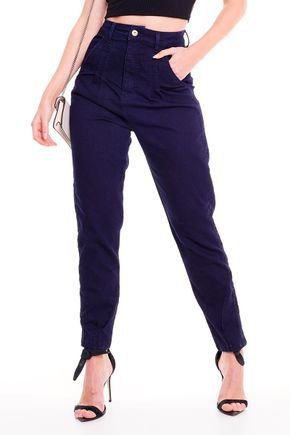 2calc a slouchy jeans escuro
